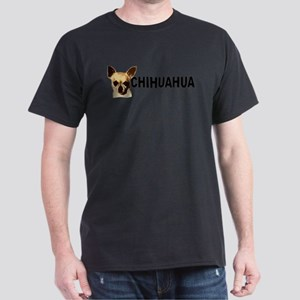 Chihuahua Black T-Shirt