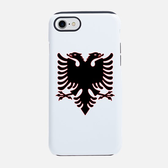Albanian Eagle iPhone 7 Tough Case
