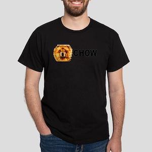 Chow Black T-Shirt