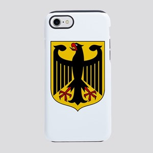 German Coat of Arms iPhone 7 Tough Case