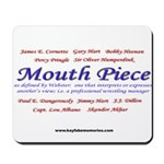 Managers Mousepad