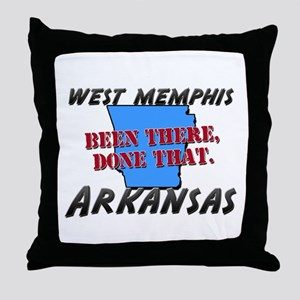 west memphis arkansas - been there, done that Thro