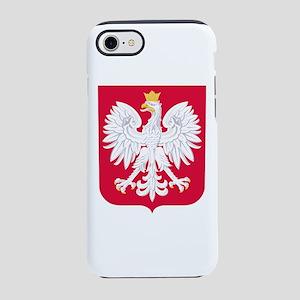Poland Coat of Arms iPhone 8/7 Tough Case