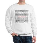 teachersayritalinmademebetter Sweatshirt