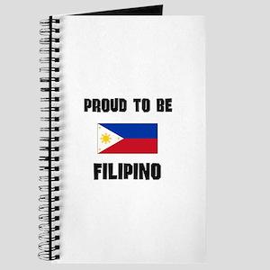 Proud To Be FILIPINO Journal