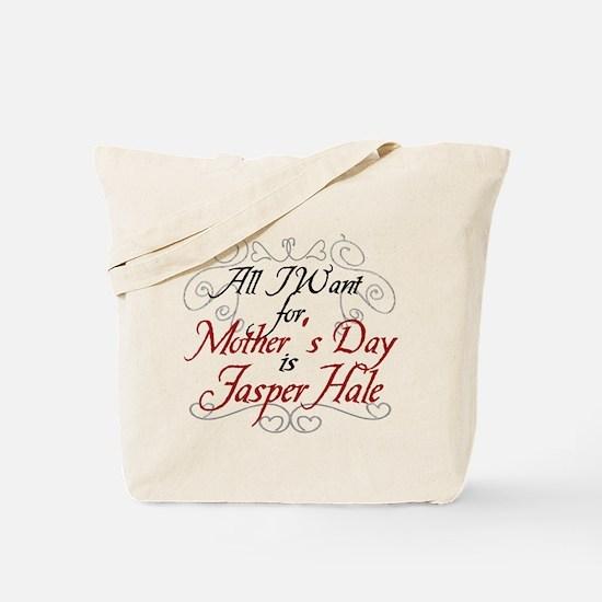 Mother's Day Jasper Tote Bag