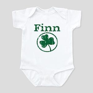 Finn shamrock Infant Bodysuit
