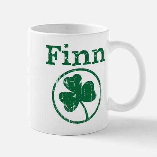 Finn shamrock Mug