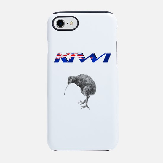 Kiwi Bird iPhone 7 Tough Case