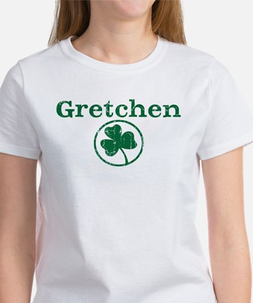 Gretchen shamrock Women's T-Shirt