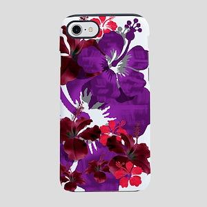 Hibiscus iPhone 8/7 Tough Case