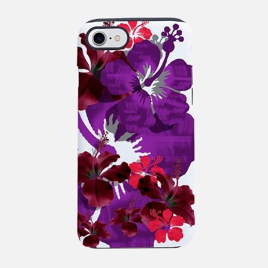 Hibiscus iPhone 7 Tough Case