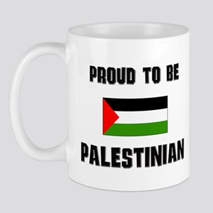Proud To Be PALESTINIAN Mug