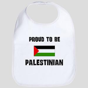 Proud To Be PALESTINIAN Bib