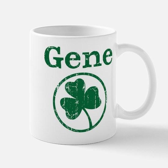 Gene shamrock Mug