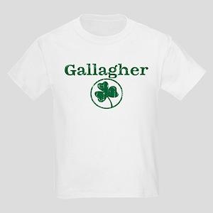 Gallagher shamrock Kids Light T-Shirt