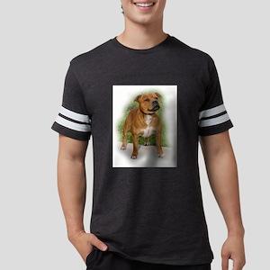 full staffordshire bull terrier T-Shirt