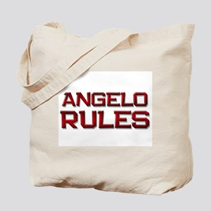 angelo rules Tote Bag