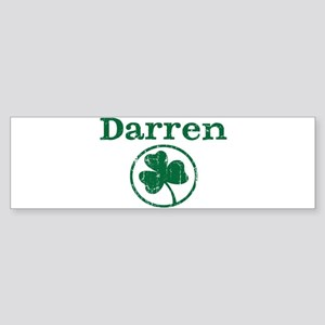 Darren shamrock Bumper Sticker