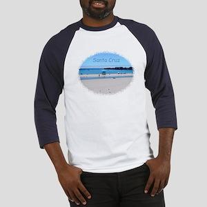 Santa Cruz - Blue/White Baseball Jersey