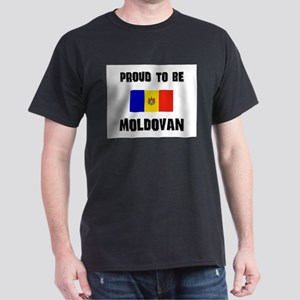 Proud To Be MOLDOVAN Dark T-Shirt