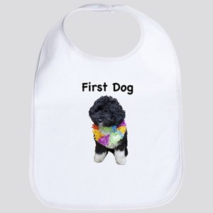 First Dog Bo Bib