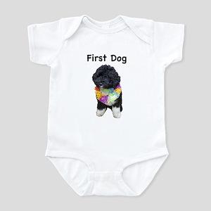 First Dog Bo Infant Bodysuit