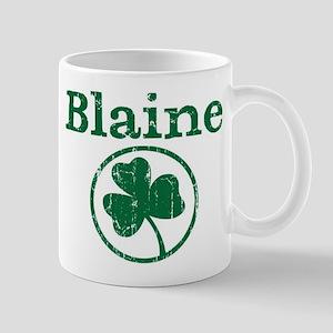 Blaine shamrock Mug