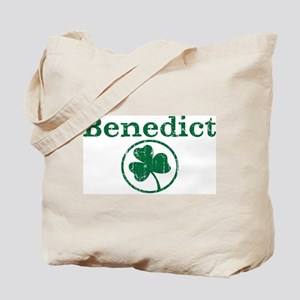 Benedict shamrock Tote Bag