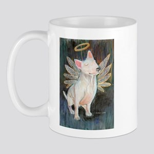 """Angel"" a Bull Terrier Mug"