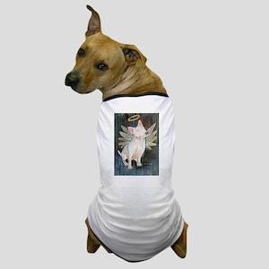"""""""Angel"""" a Bull Terrier Dog T-Shirt"""