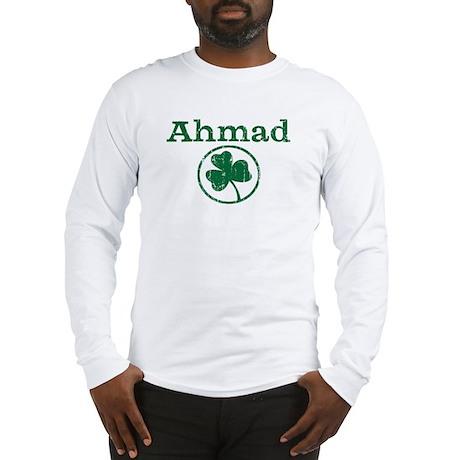 Ahmad shamrock Long Sleeve T-Shirt