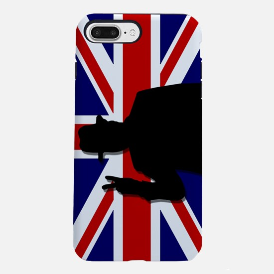 Winston Churchill Victory iPhone 7 Plus Tough Case