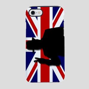 Winston Churchill Victory iPhone 7 Tough Case