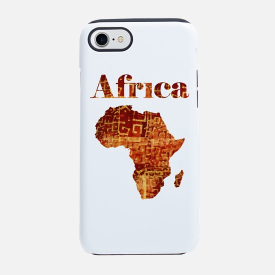 Ethnic Africa iPhone 7 Tough Case