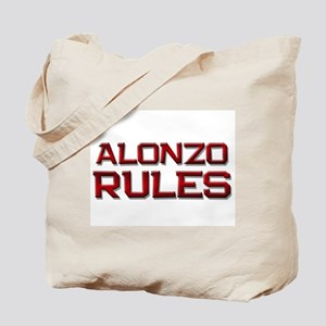 alonzo rules Tote Bag
