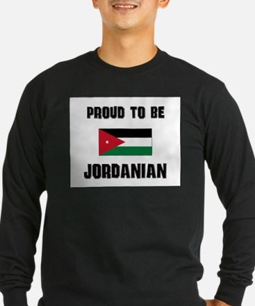 Proud To Be JORDANIAN T