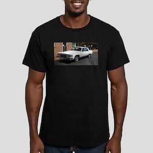 Sedan de Ville Men's Fitted T-Shirt (dark)