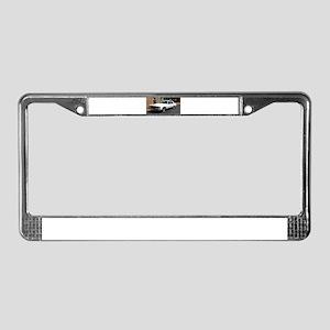Sedan de Ville License Plate Frame