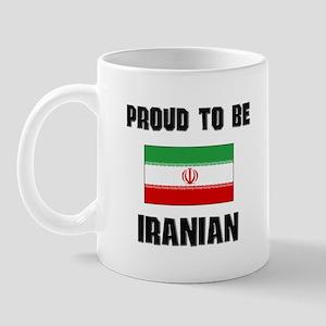 Proud To Be IRANIAN Mug