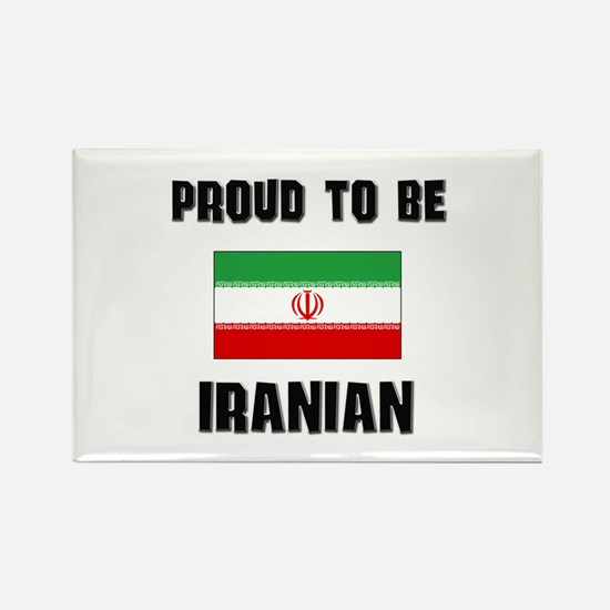 Proud To Be IRANIAN Rectangle Magnet
