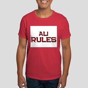 ali rules Dark T-Shirt