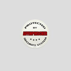 Affenpinscher Security Mini Button