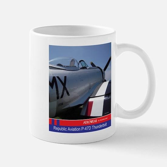 P-47 D-Day Trim Mug