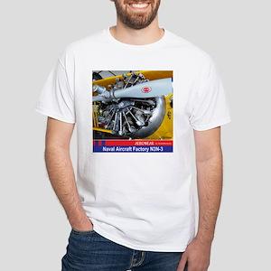 Yellow Peril T-Shirt (white)