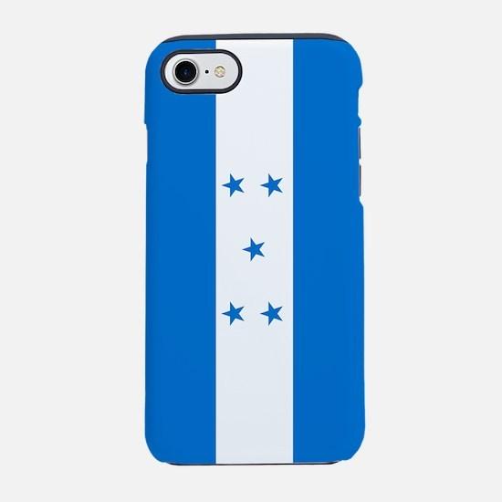 Flag of Honduras iPhone 7 Tough Case
