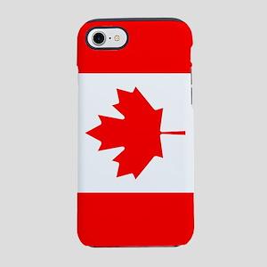 Flag of Canada iPhone 7 Tough Case