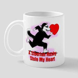 Stole My Heart Mug