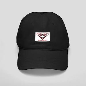 Bombers Black Cap