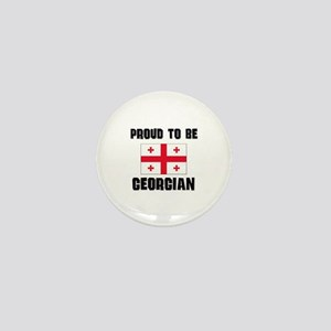 Proud To Be GEORGIAN Mini Button